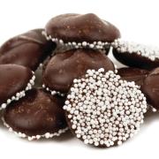 Grove's Dark Chocolate Nonpareils