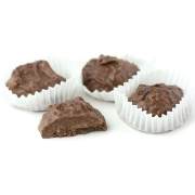 Grove's Milk Chocolate Pecan Caramel Patties