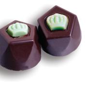 Groves Dark Chocolate Mint Truffle