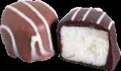 Groves Milk or Dark Vanilla Creams