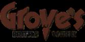 Grove's Brittle Works Logo