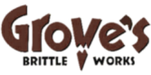 Grove's Brittle Works Logo